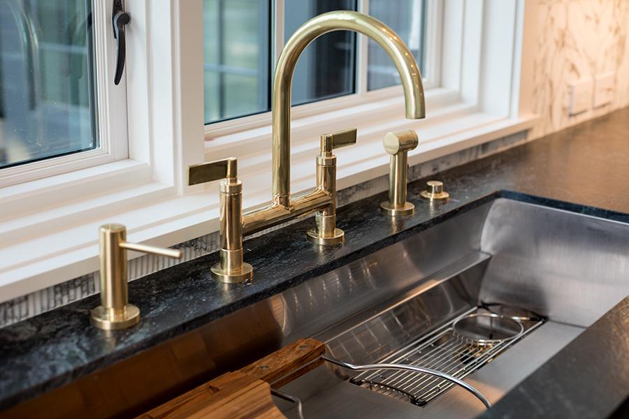 Del Monte Houston Texas custom sink
