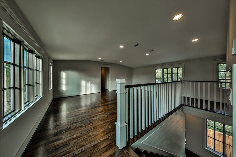 American-Farmhouse style home, upstairs living area