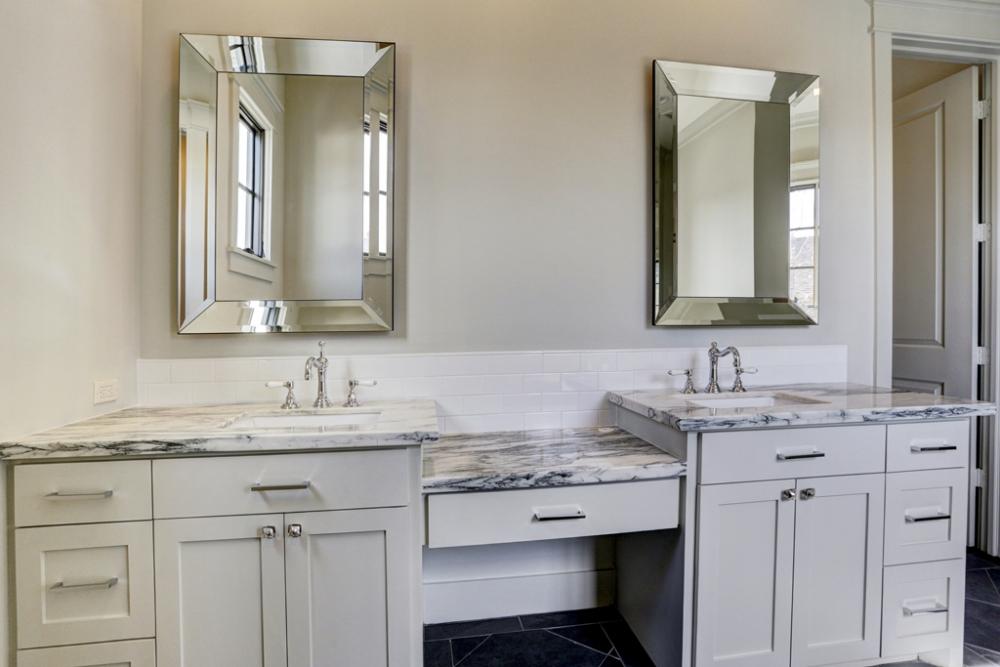 marble counter top, bathroom