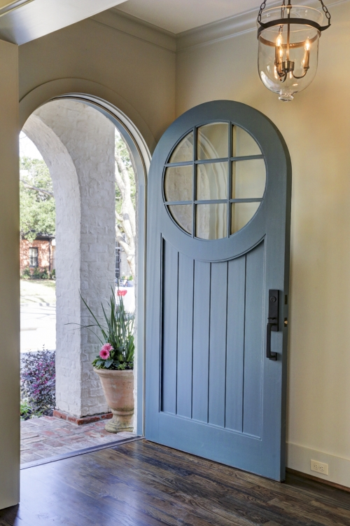 mirador builders custom front door