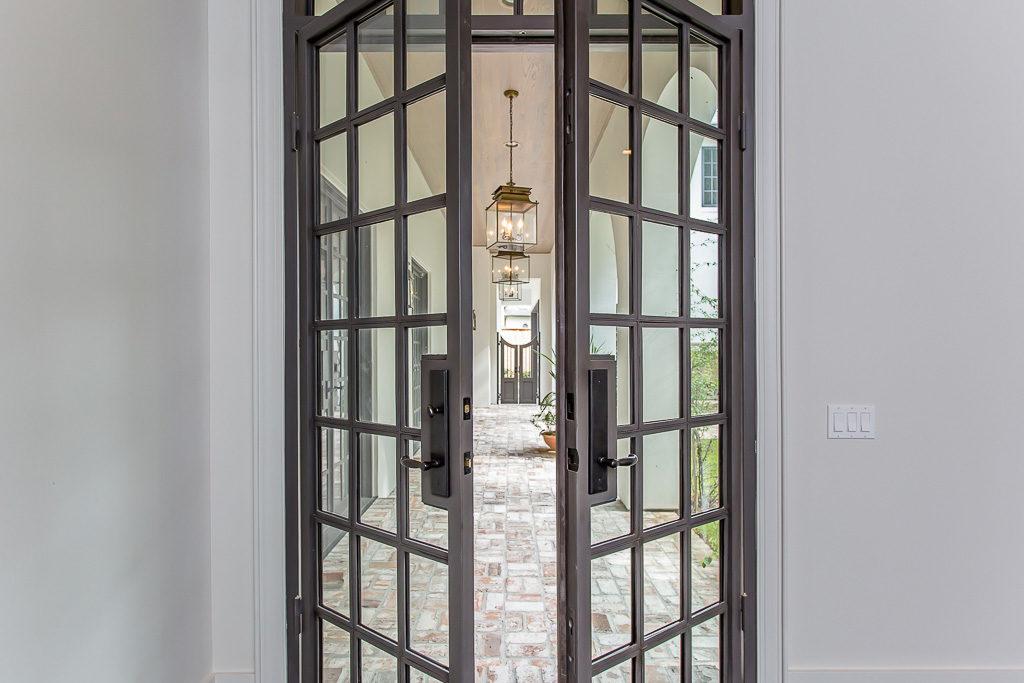 luxury custom home built in River Oaks