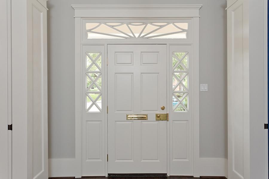 river oaks grand front entryway door