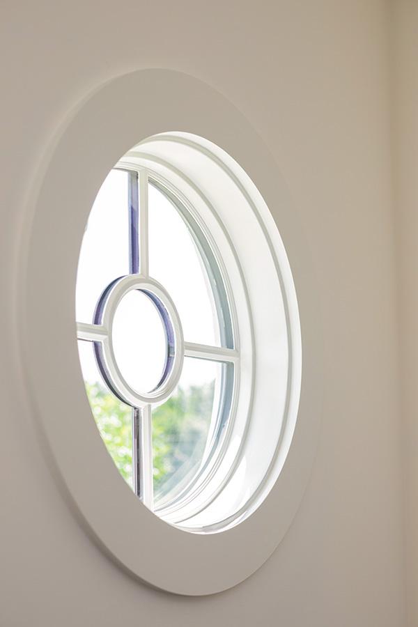West U window