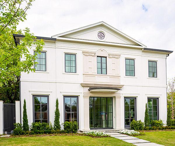 Portfolio of Homes, Mirador Builders Custom Home Builder West U