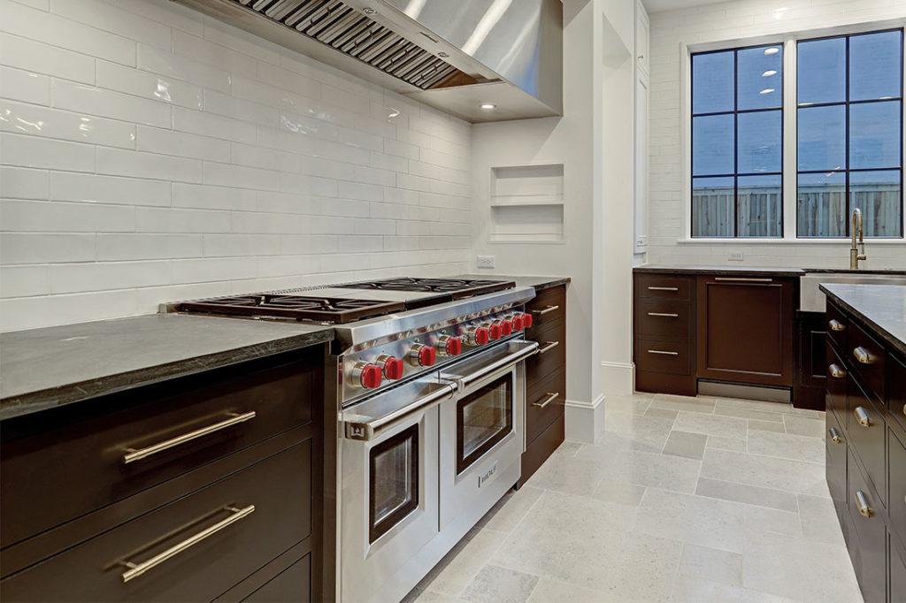 custom kitchen, Mirador Builders
