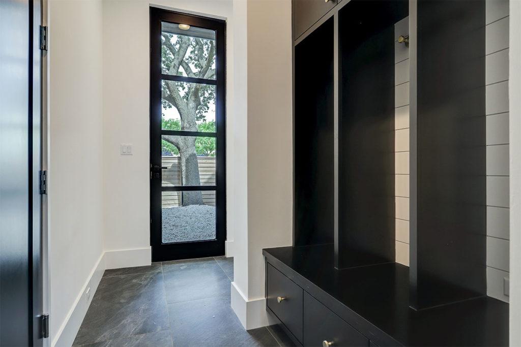 Contemporary-mud-room
