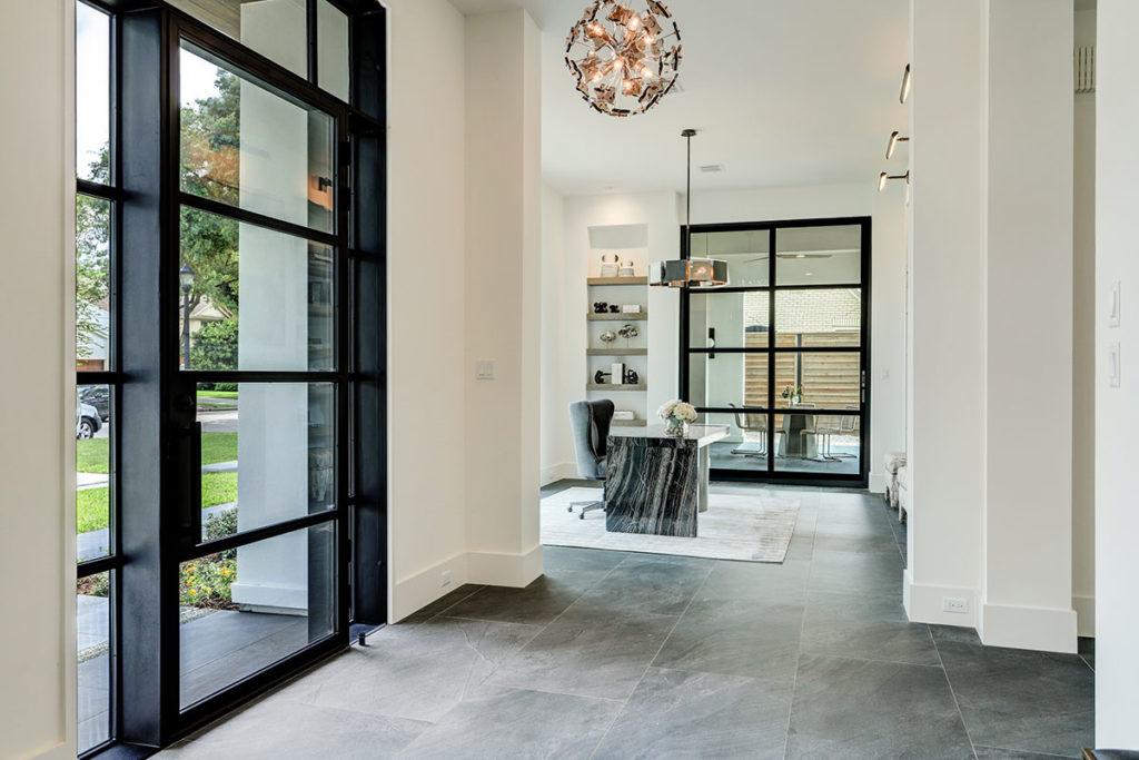custom-modern-front-door-entry